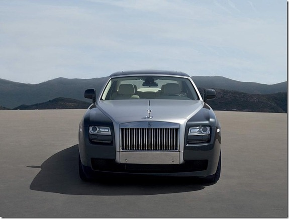 Rolls-Royce Ghost 2010 - CAR-01