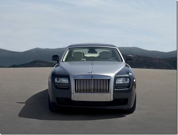 Rolls-Royce Ghost 2010 - CAR-01