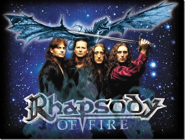 Rhapsody-on-fire
