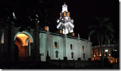 Old Quito Square