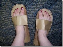 TSA Slippers