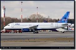 Jet Blue A320