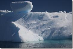 Towering Iceberg