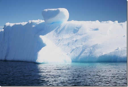 Weird Shape Iceberg