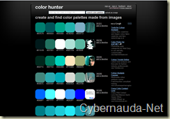 ColorHunter on Cybernauda-Net