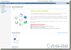 Ubidesk on Cyber-Net