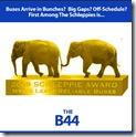 Premio Schleppie 2009 al B44