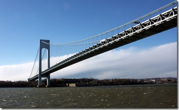 Puente Verrazano-Narrows, por Bobjagendorf