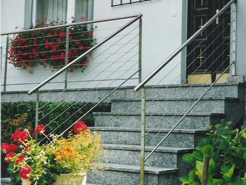 Rampes descalier  Gardecorps, portails et serrurerie