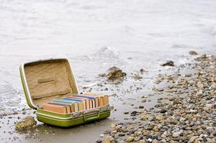 books beach