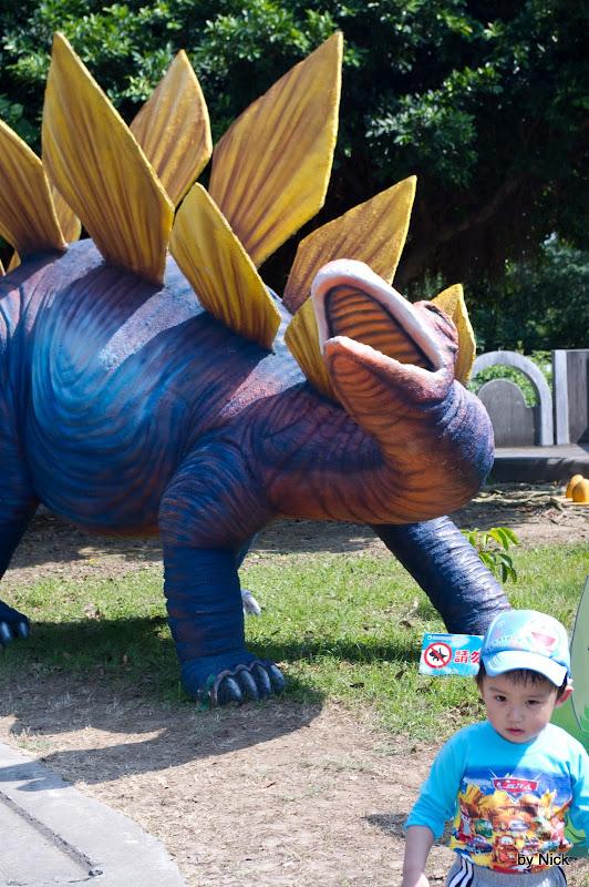苗栗頭份超大恐龍展
