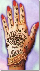 مہندی کے ڈیزائن6