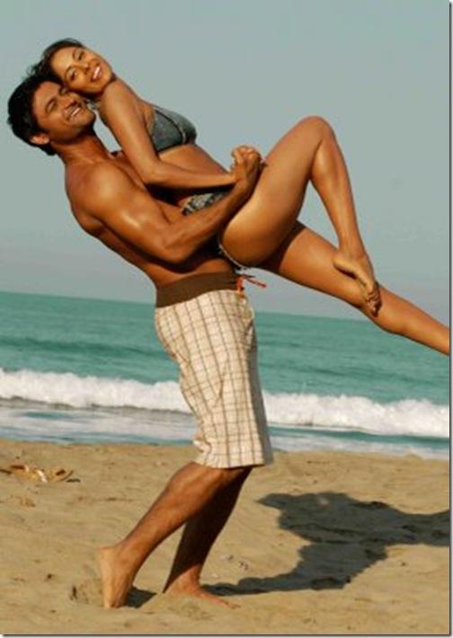 Sangeeta Ghosh Hot In Bikini-3