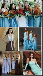 blue bridesmaid dresses - blue bridesmaid dresses picture