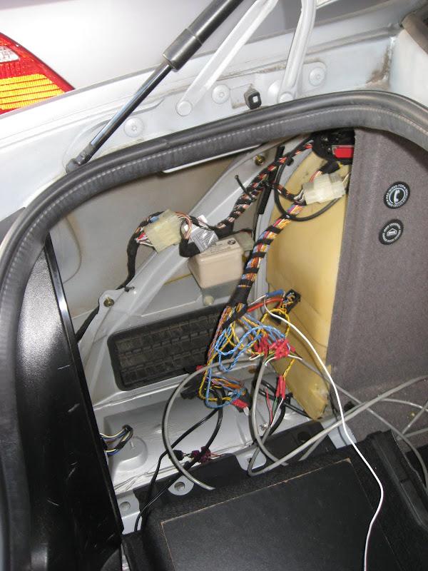 Simple BMW E39 install | DiyMobileAudio.com Car Stereo ForumDiyMobileAudio.com Car Stereo Forum