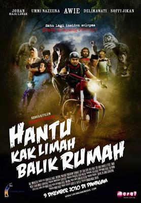 Filem komedi seram terbaik 2010-2011
