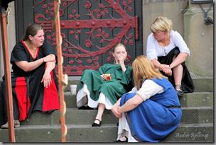 Tired maidens Kappesfest Rheindahlen 2011