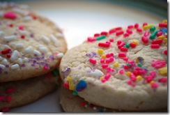 icebox sugar cookies