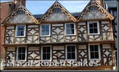 Casa de Robert Raikes