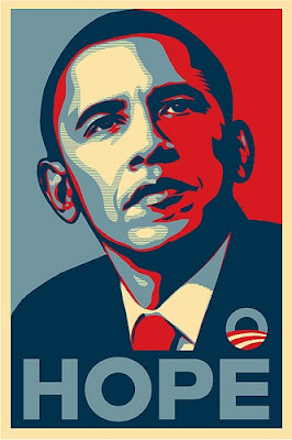 Cartaz Obama