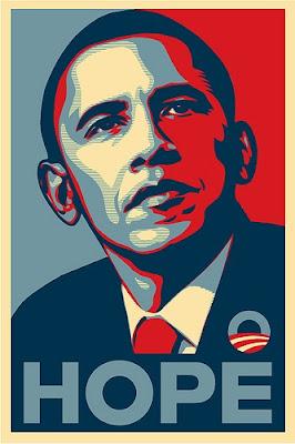 Cartaz Obama