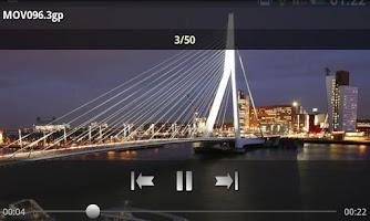 Screenshot of Vidnal Free