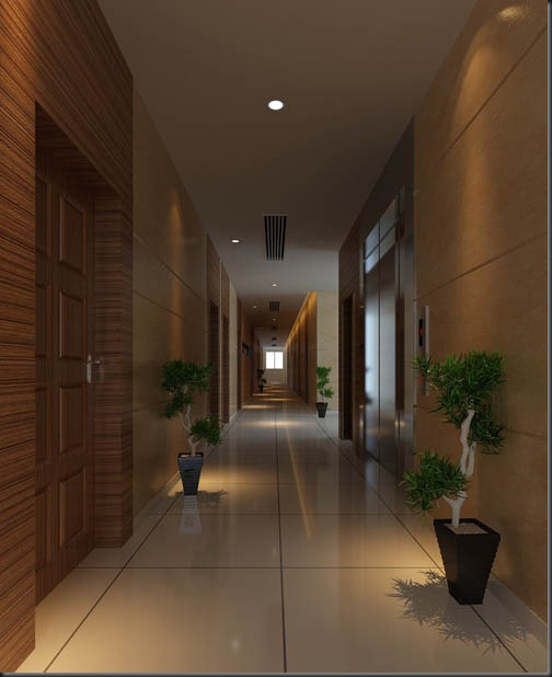 Aisle -10, aisles, corridors, commercial space, model – Free DownLoad
