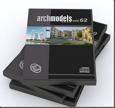 Evermotion Archmodels vol 62 – free 3d max download