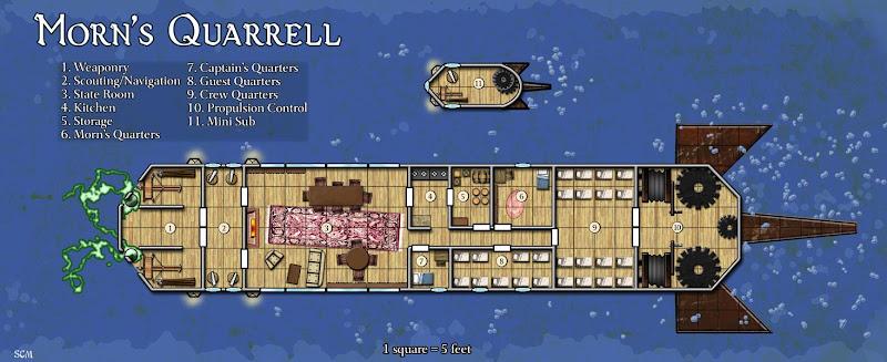Morn's Quarrell