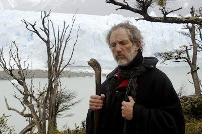Boy Olmi viajó a la Antártida