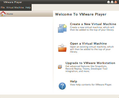 VMware Player(linux)