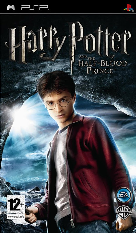 Harry Potter e o Enigma do Principe   PSP