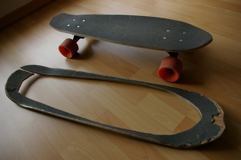 Make Your Own Skateboard Deck