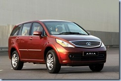 tata aria photo