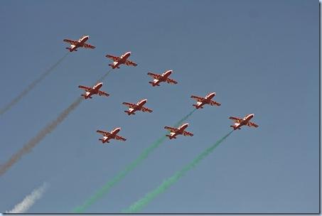 Bangalore Airshow2011