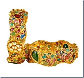 prince Jewelery Rubi Bangles