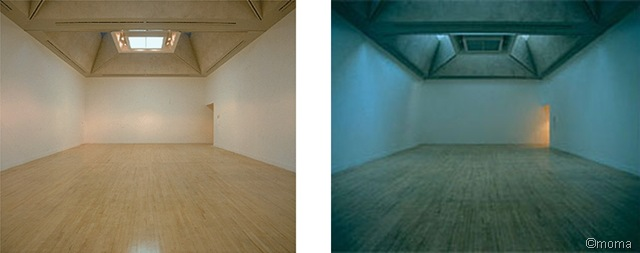lights going on and off - Martin Creed 2001 Turner Prize