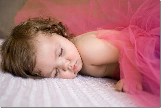 Audrey  sleep 1