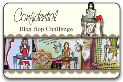 Confidential Blog Hop Challenge