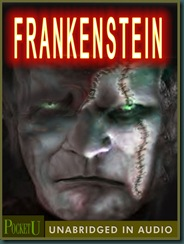 frankenstien audio book image