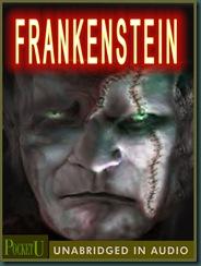 frankenstien audio book image