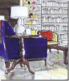 modern library_MMD_sofa_09