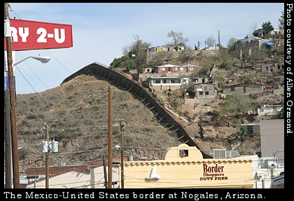 Mexico-US border