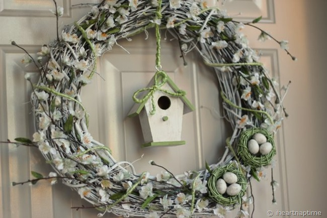 bird wreaths