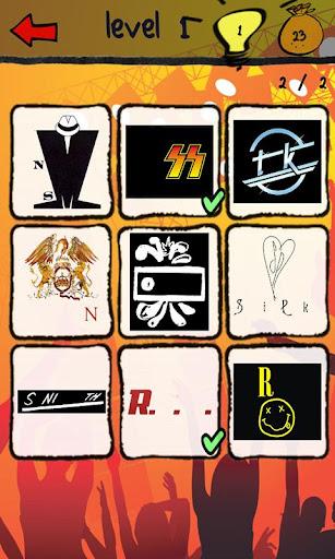 Band Logos Quiz