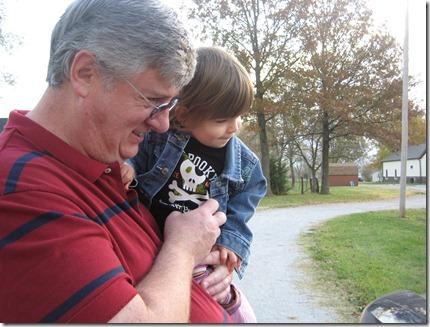 November 1, 2010 Sarahs' kitty 011