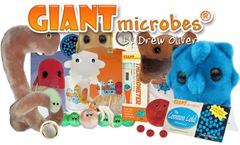 micróbios gigantes