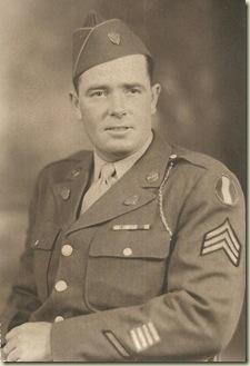 Ralph W-Sgt WWII