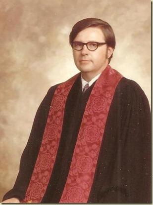 Trinity Herr Pastor