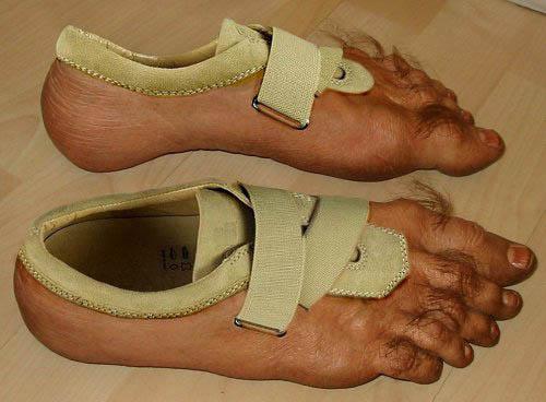 funniest shoe design of 2009